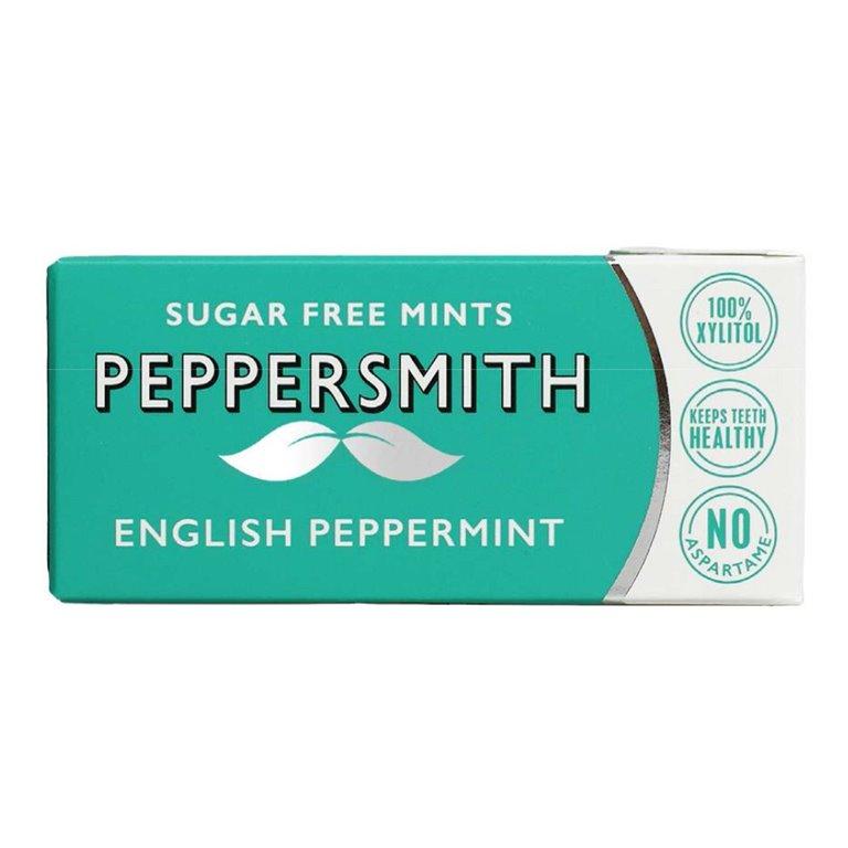 Caramelos de Menta 15gr. Peppersmith. 12un., 1 ud