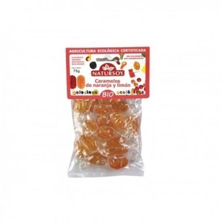 Caramelos De Naranja Y Limon