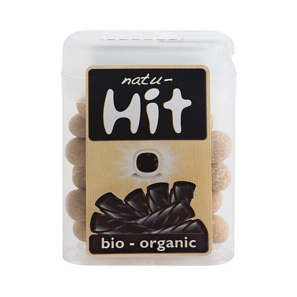 Caramelos de regaliz Bio