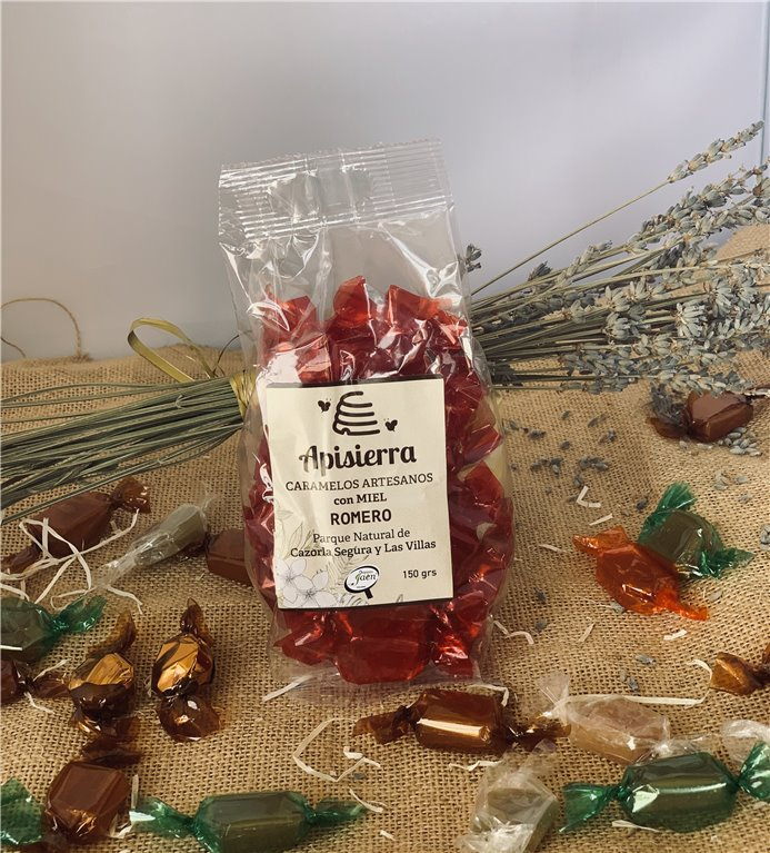 Caramelos de Romero