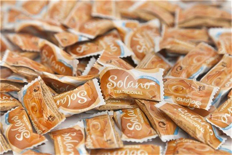 Caramelos Solano (mezcla de sabores), 1 kg