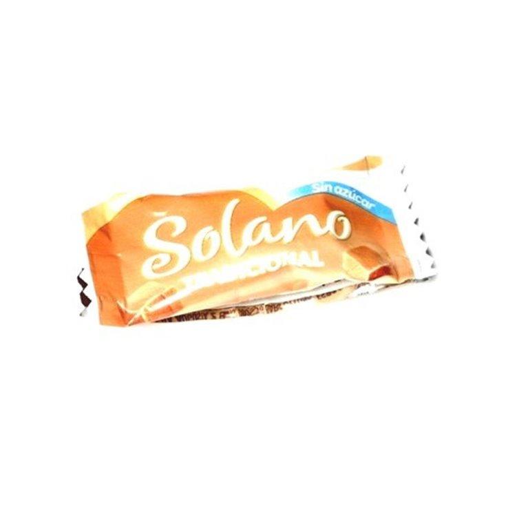 Caramelos Solano - sabor tradicional (sin azúcar)