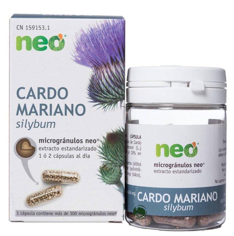 Cardo Mariano Neo 45 Cápsulas