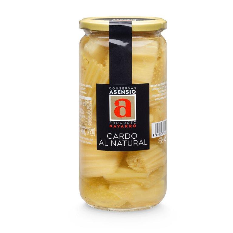 Cardo Troceado Extra de Navarra Frasco 660 g