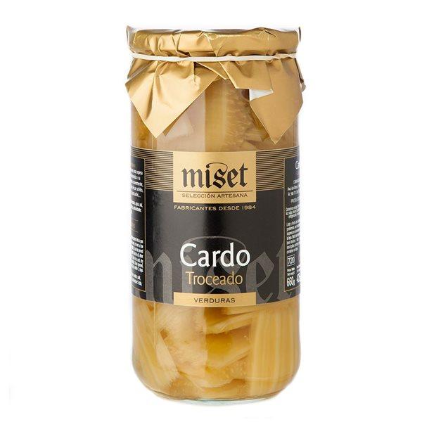"Cardo troceado ""Miset"""