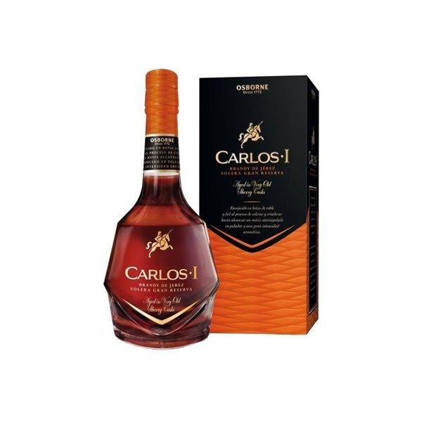 CARLOS I 1L. + ESTUCHE
