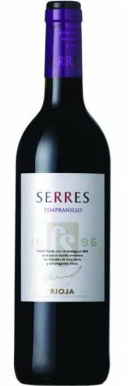 Carlos Serres Tempranillo 2018