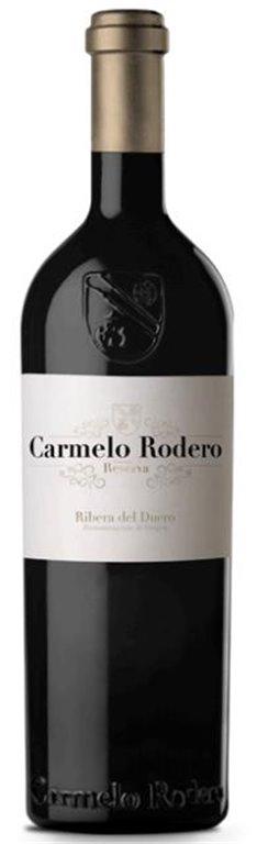 Carmelo Rodero Reserva 2017