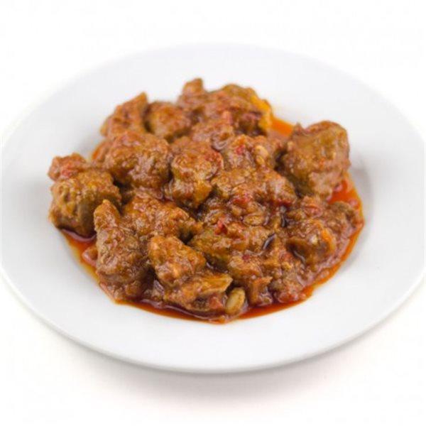 Carne con Tomate