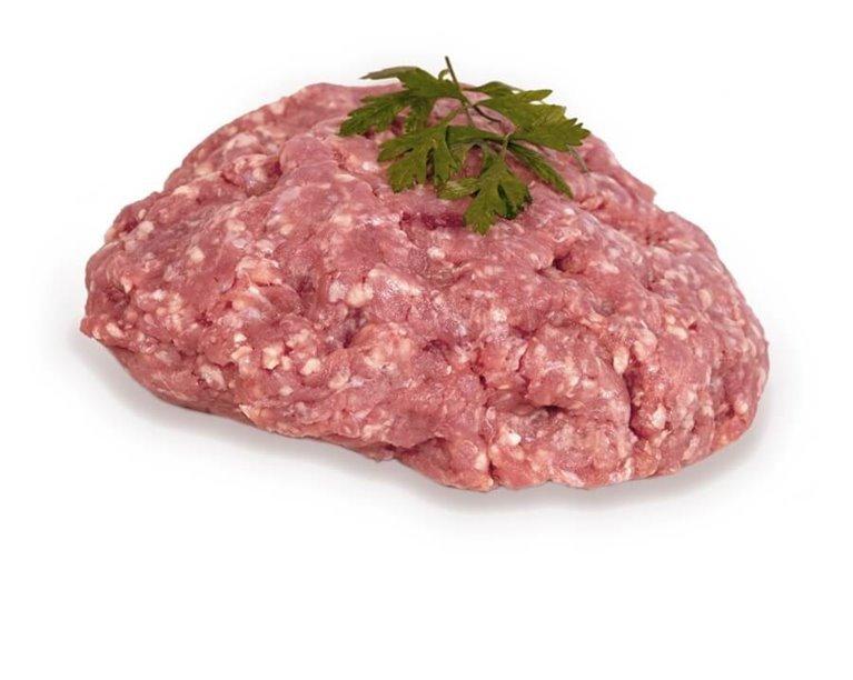 Carne picada mixta Ternera y Cerdo, 200 gr