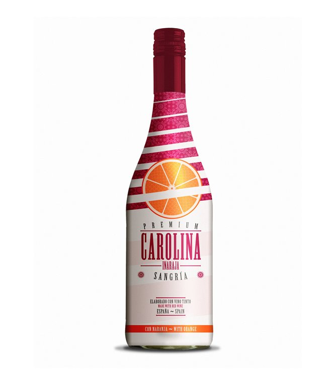 Carolina Inaraja Sangria Premium