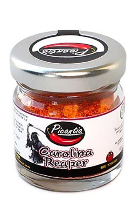 Carolina Reaper en polvo 15g, 1 ud