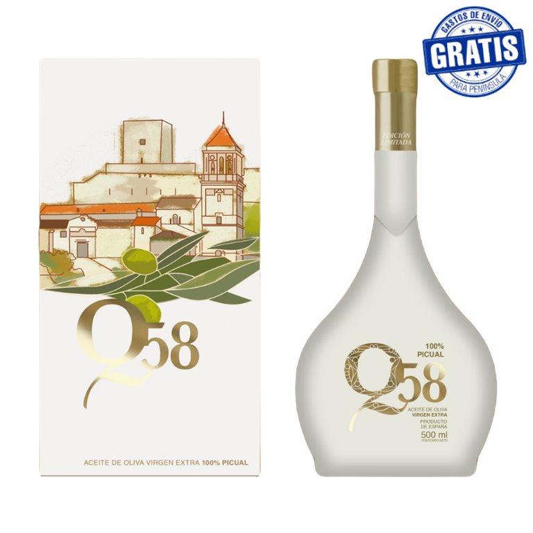 Carrasqueño Q58. Ed. Especial 60 aniversario 500 ml.