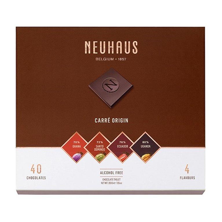 Carre Origins: selección de chocolates de origen, 1 ud