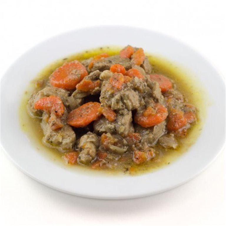 Carrillada de Cerdo en salsa, 1 ud