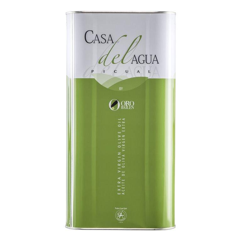 Casa del Agua - Picual - Lata 5L