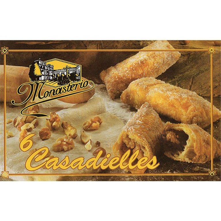 Casadielles De Asturias (6 ud)