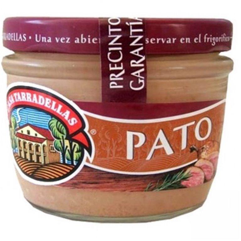 Casatarradellas - Paté de pato (125 gr), 1 ud