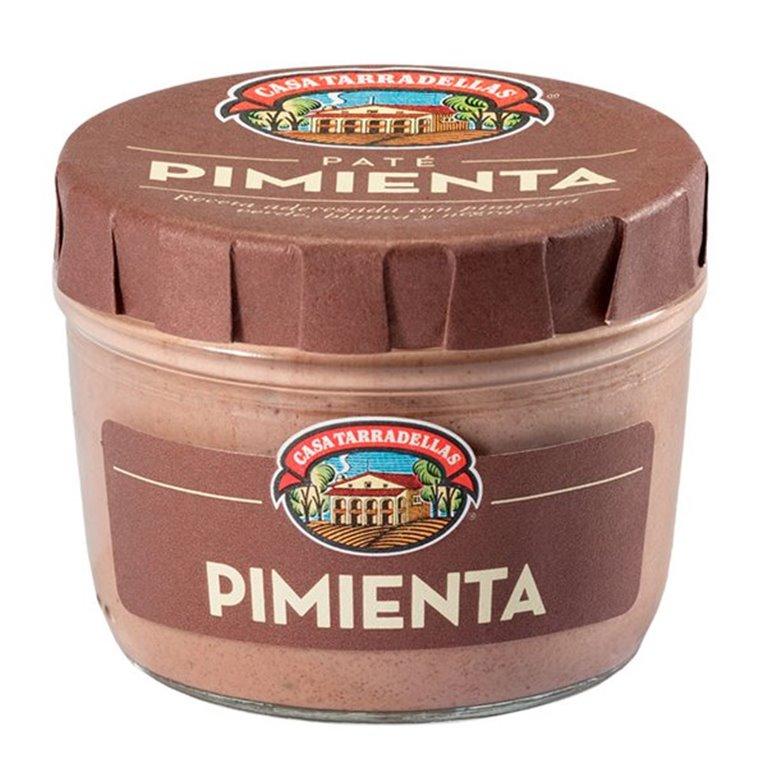 Casatarradellas - Paté de pimienta (125 gr), 1 ud