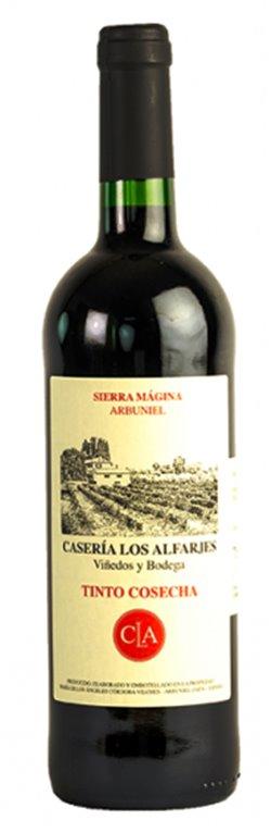 Caseria Los Alfarjes 75 cl, 1 ud