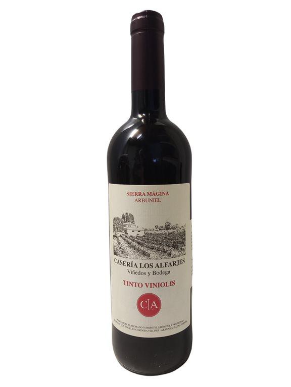 Casería Los Alfarjes. Red Wine Viniolis. 75 cl.