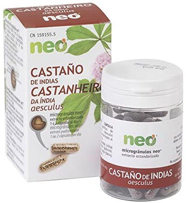 Castaño De Indias Neo 45 Cápsulas