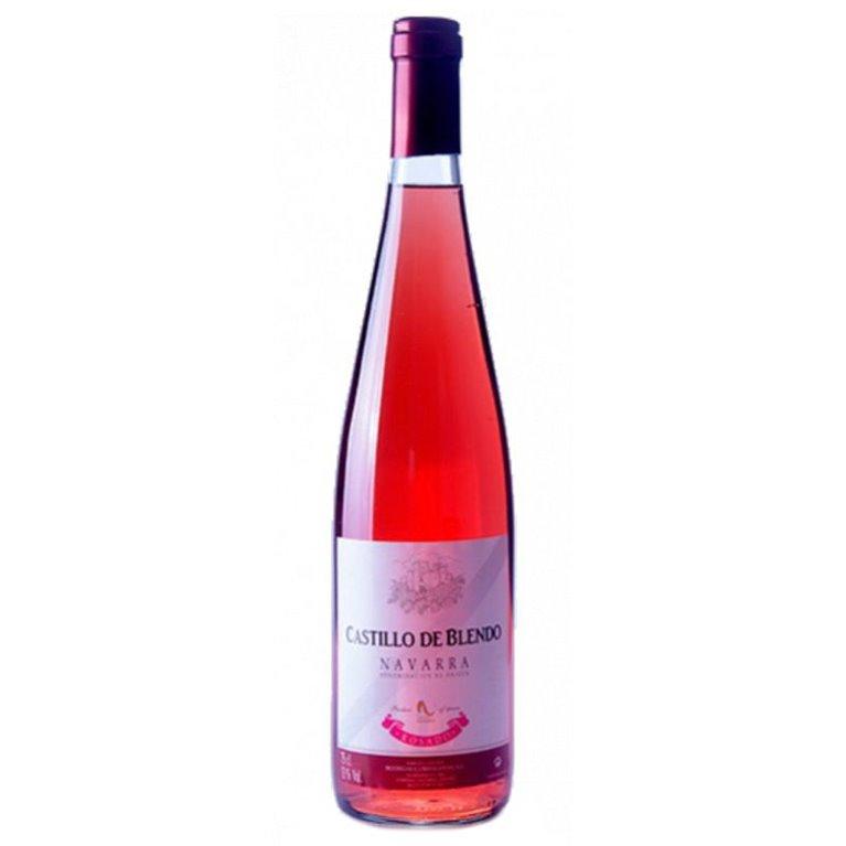 Castillo de Blendo - Vino rosado - D.O. Navarra