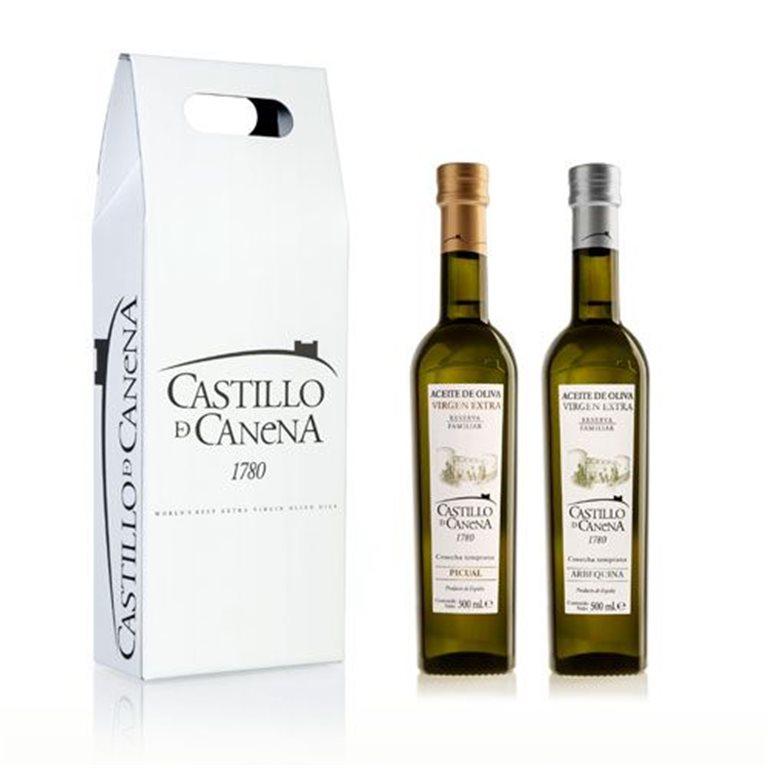 Castillo de Canena. AOVE Reserva familiar. Estuche cartón.