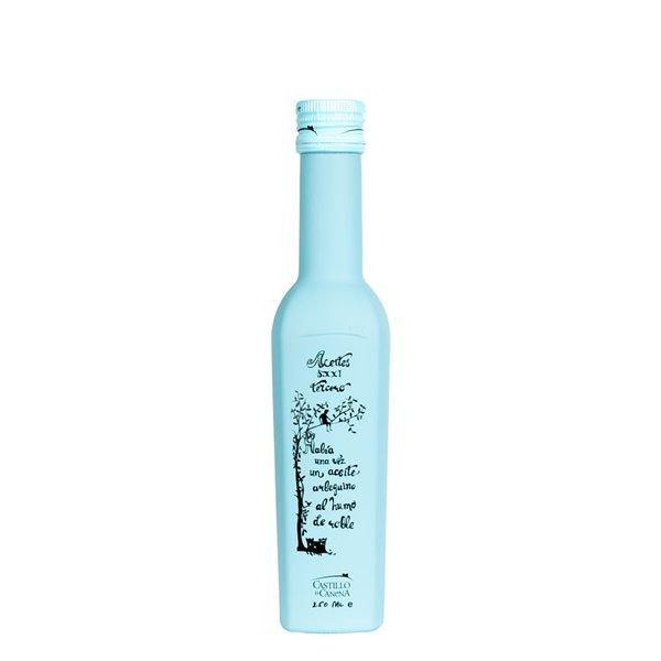 Castillo de Canena - Arbequina - Al Humo de Roble - Botella 250 ml