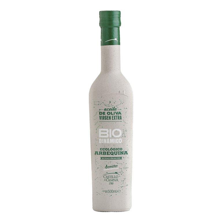 Castillo de Canena - Biodinámico - Arbequina - Botella 500 ml
