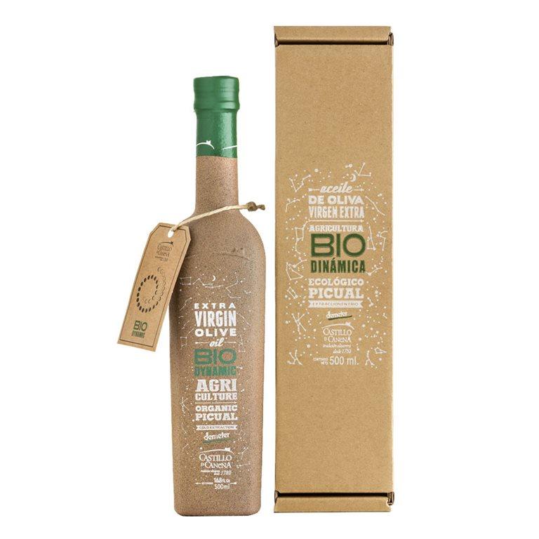 Castillo de Canena - Estuche Cartón Biodinámico - 1 Botella 500 ml