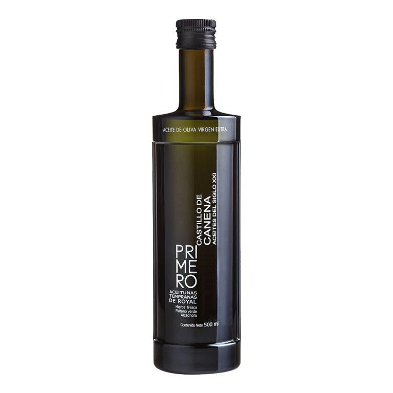 Castillo de Canena - Primero - Royal - Temprano - Botella 500 ml