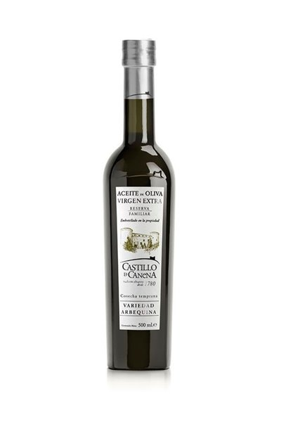 Castillo de Canena Reserva Familiar. Arbequina 500 ml.