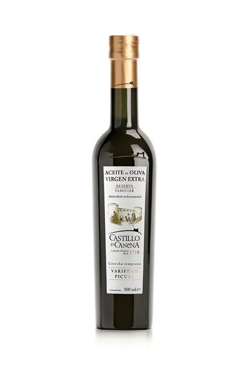 Castillo de Canena Reserva Familiar. Picual. 500 ml.