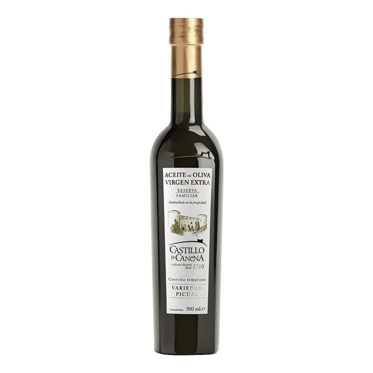 Castillo de Canena - Reserva Familiar - Picual - 6 Botellas 500 ml
