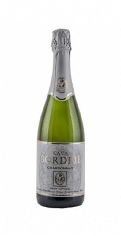 Cava Bordejé Brut Nature Chardonnay, 1 ud