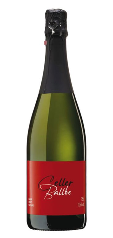 Cava Celler Ballbe Brut Natured, 1 ud