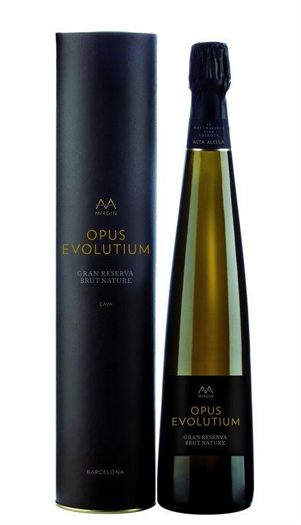 Cava Mirgin Opus Evolutium 75 cl.