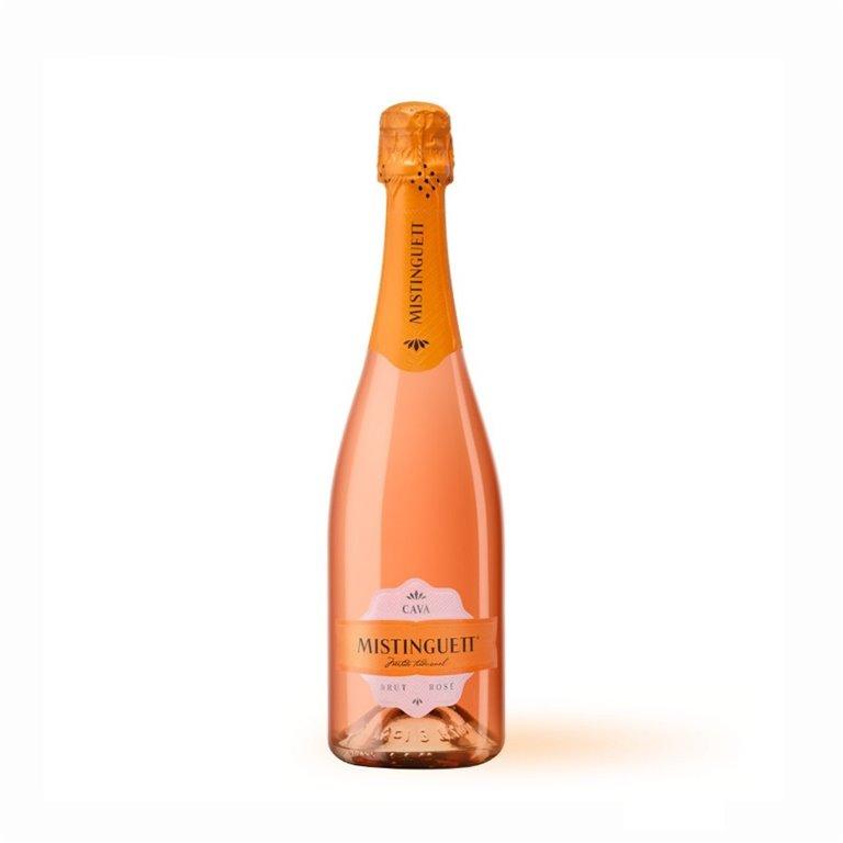 Cava Mistinguett Brut Rosé, 1 ud
