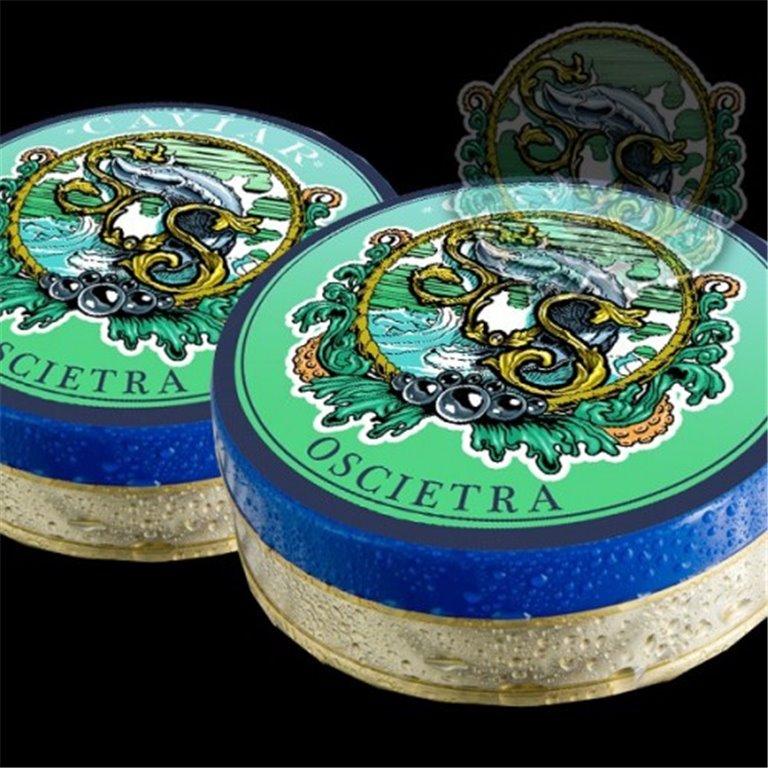 Caviar Asetra 250gr. Sos. 1un., 1 ud