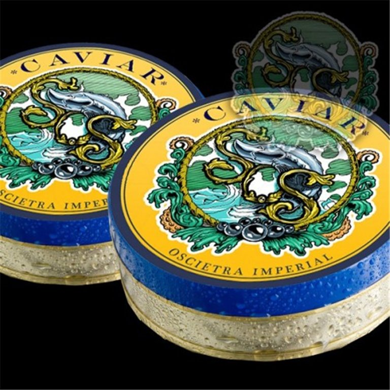 Caviar Asetra Imperial 250gr. Sos. 1un., 1 ud