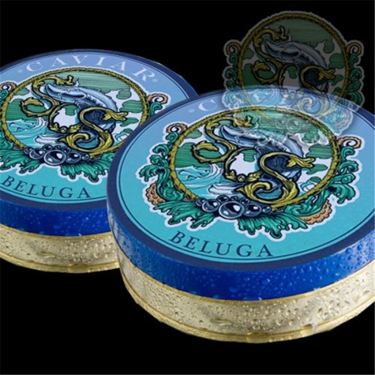 Caviar Beluga Imperial, 250gr. Sos. 1un., 1 ud