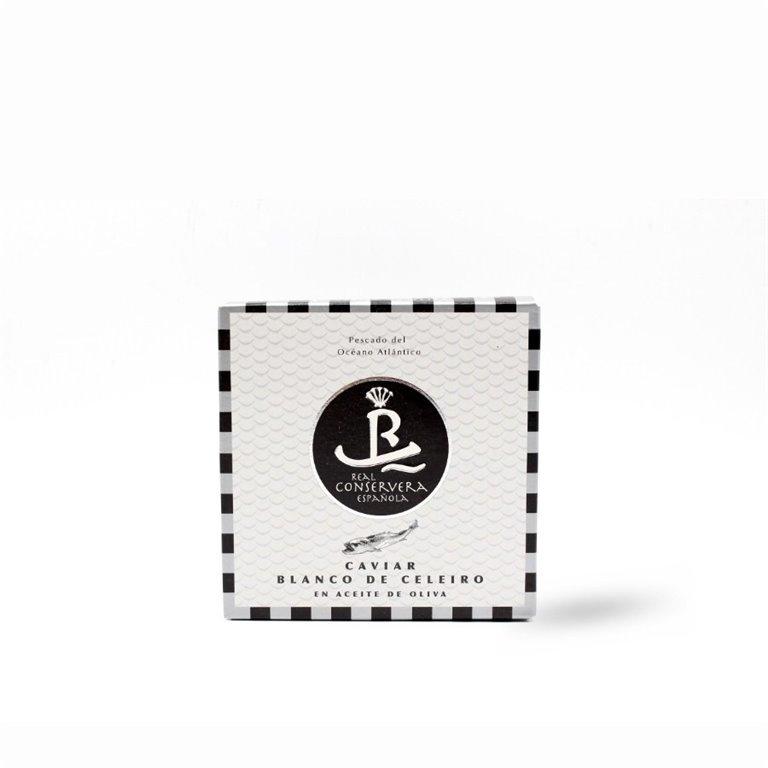 Caviar Blanco de Celeiro Real Conservera Española, 1 ud