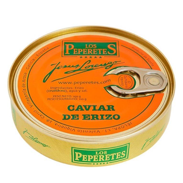 Caviar de Erizo Peperetes 120 gr