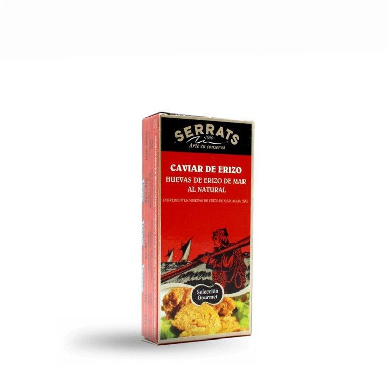 Caviar de Erizo Serrats 50 gr.