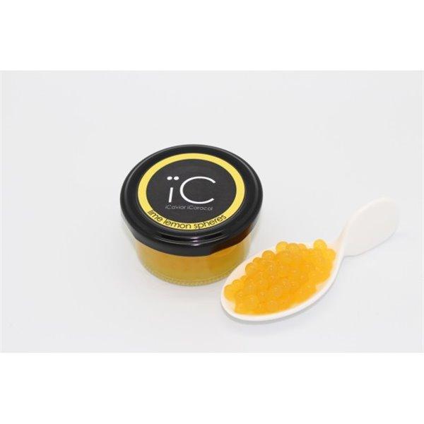 Caviar de Lima Limón 50 gr.