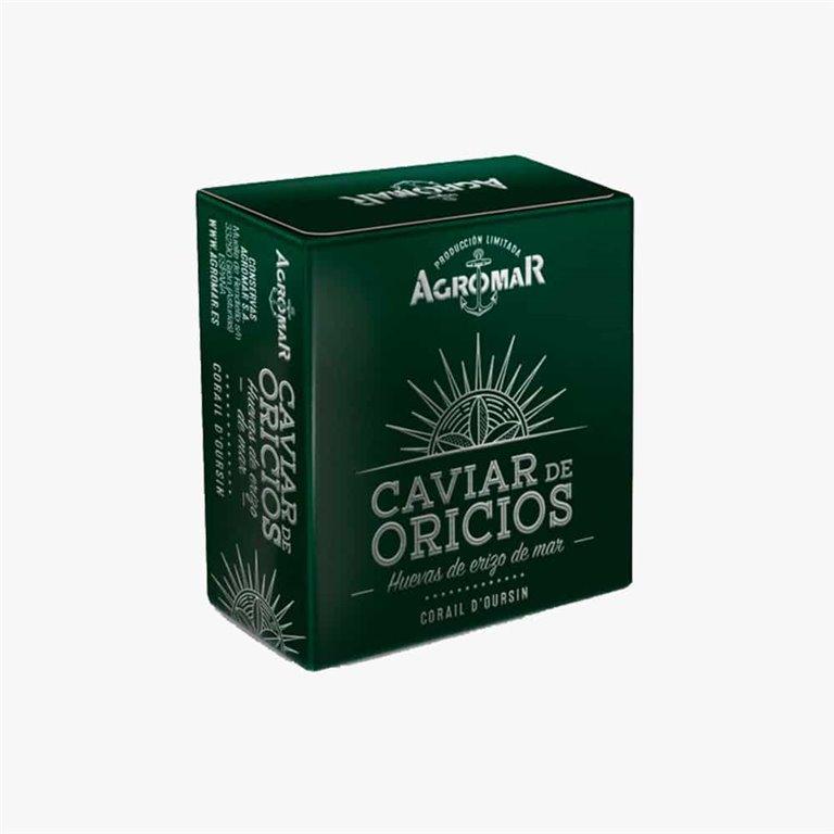 Caviar de Oricios 68g Producción Limitada Agromar