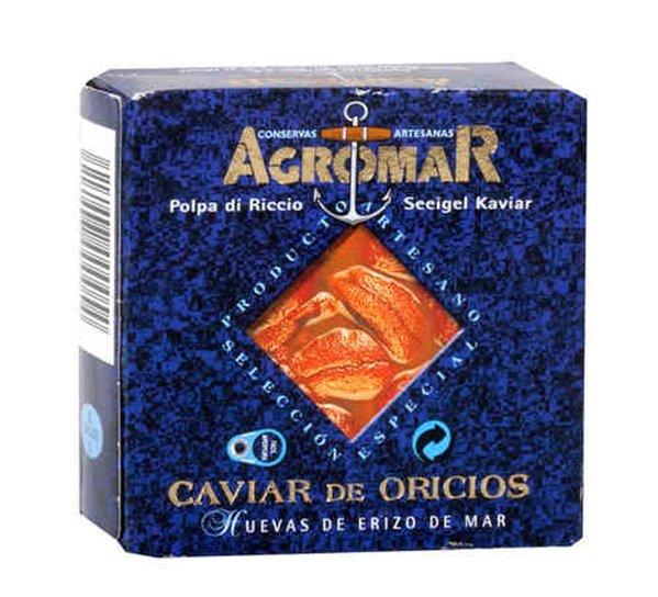 Caviar de Oricios Agromar 70 gr.