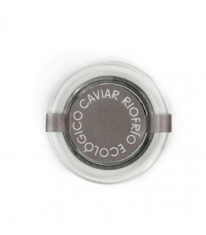 Caviar de Riofrío Ecológico Clásico 200gr. Riofrío. 1un.