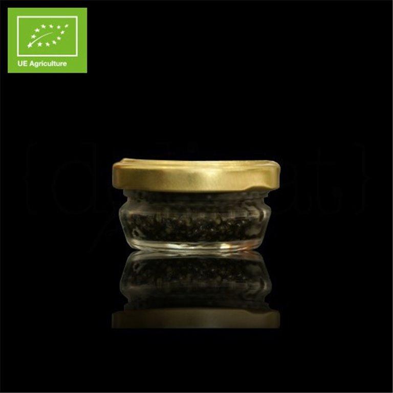 Caviar de Riofrío Ecológico Clásico 30gr. Riofrío. 1un., 1 ud